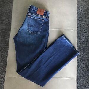 "Lucky Brand ""sweet Jean"" boot 8/29 EUC"